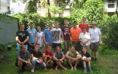 ü-15 Lager WJT Krakau Sonntag-Montag